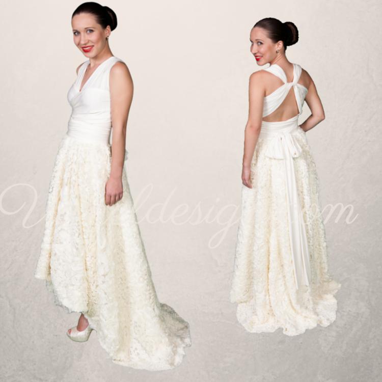 a63980eb739 Vanel Design · Convertible Dresses · Flower Girl
