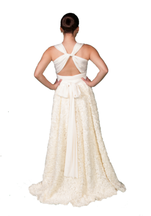 d727802c3d8 Rose Convertible Dress — Vanel Design