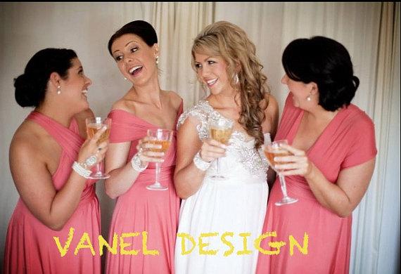44f49f6e1d0 Jersey Lycra Convertible Dress