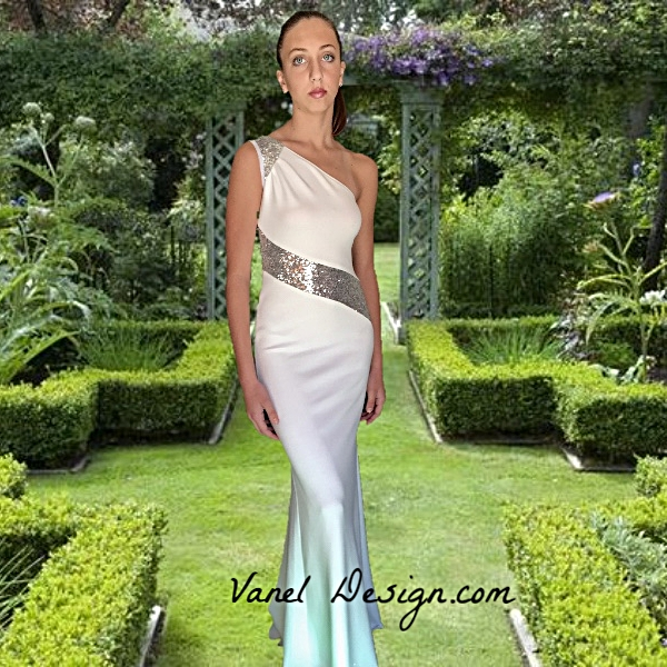 Prom Dress Bridesmaid