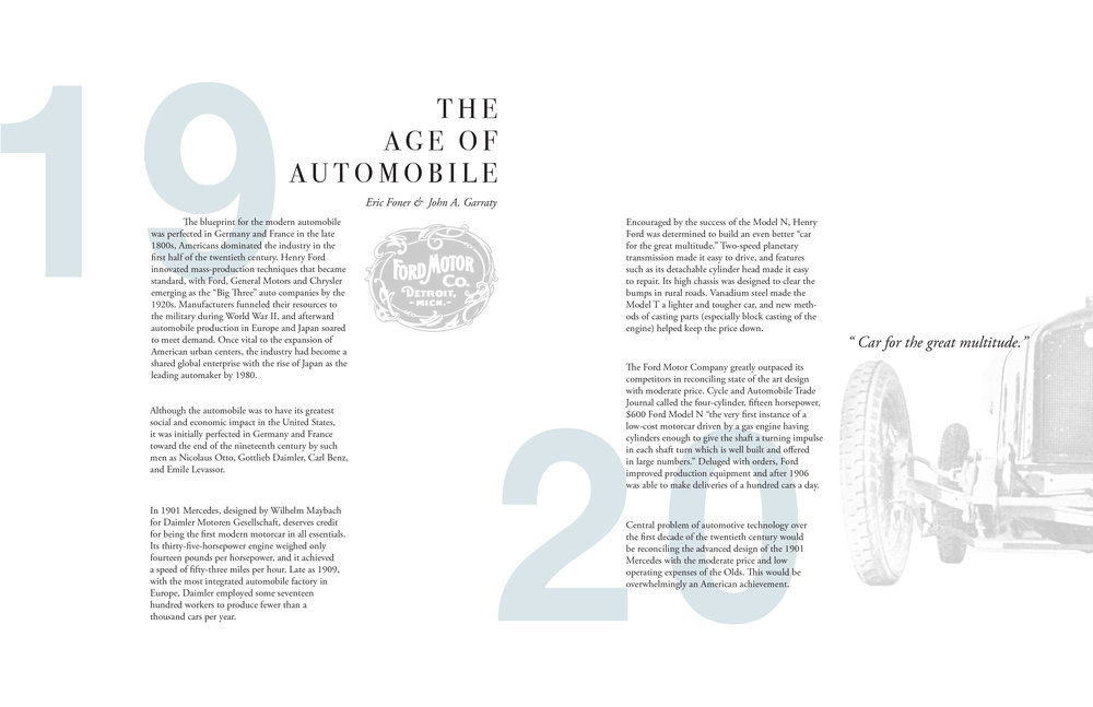 Automobile Editorial