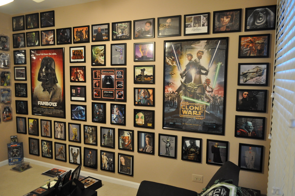 What Does It Take To Display Your Star Wars Collection