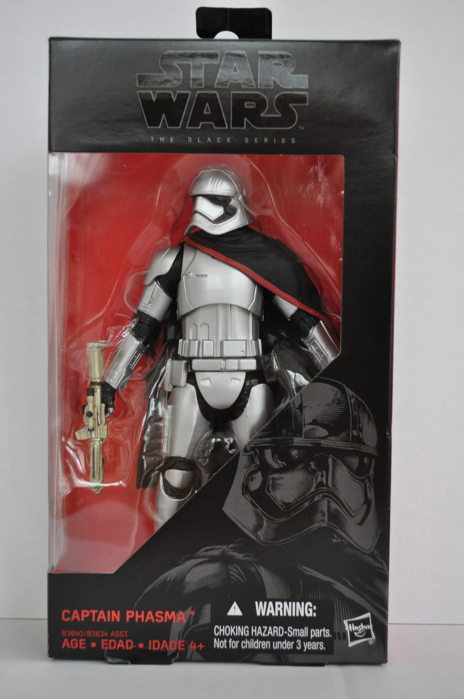 Captain Phasma Black Series Review Twin Suns Outpost
