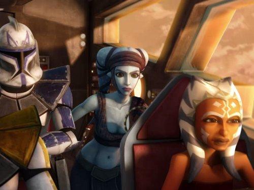 Jedi Crash - Clone Wars Season 1.