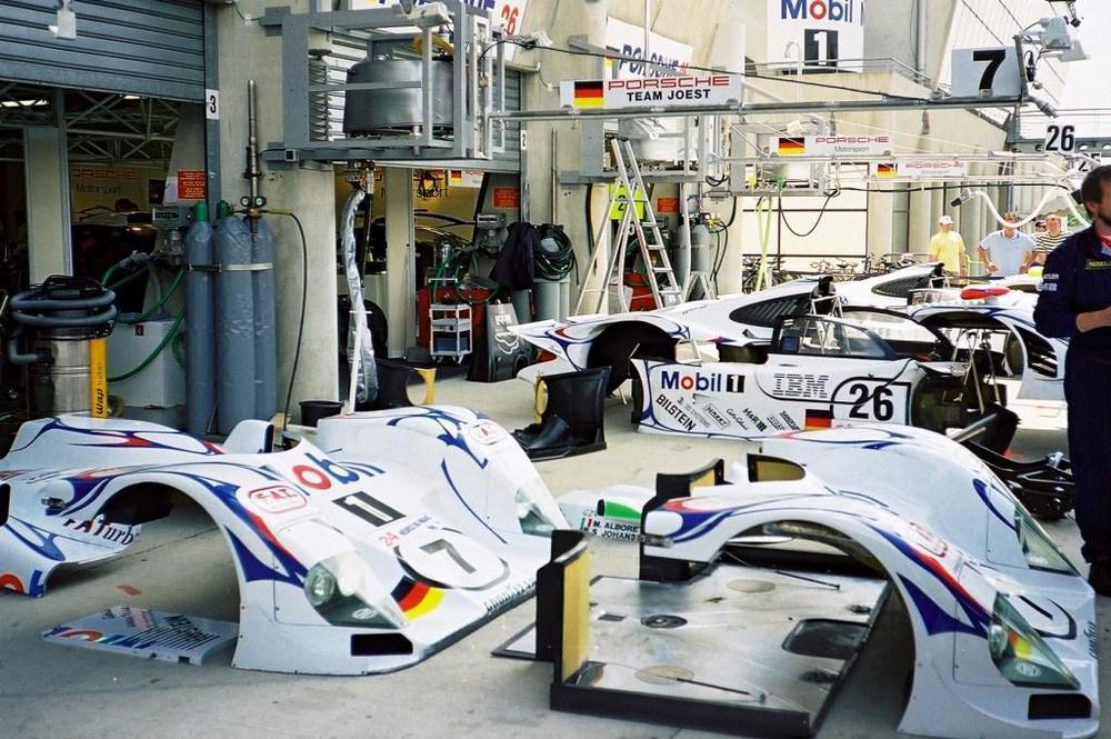 Porsche Team Joest