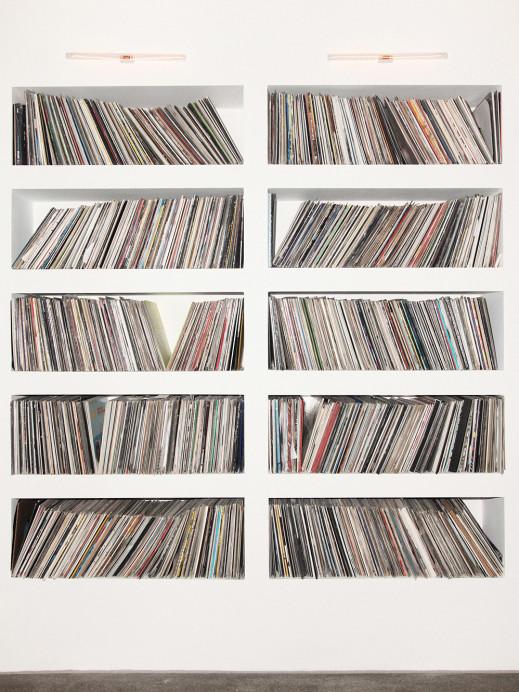 Record Collection via Freunde von Freunden