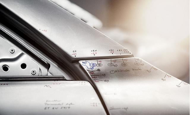 Audi A8, Meisterbock by sjoerdtenkate