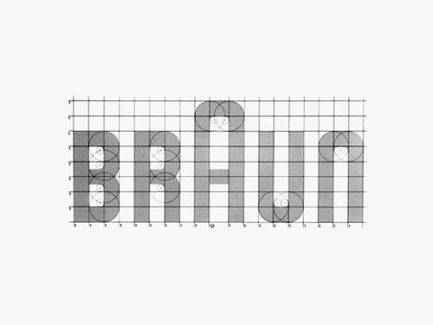 Braun, logo instruction
