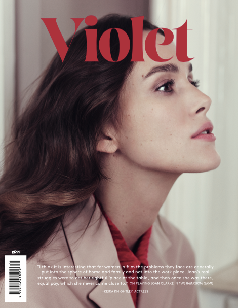 Violet magazine, Issue 3