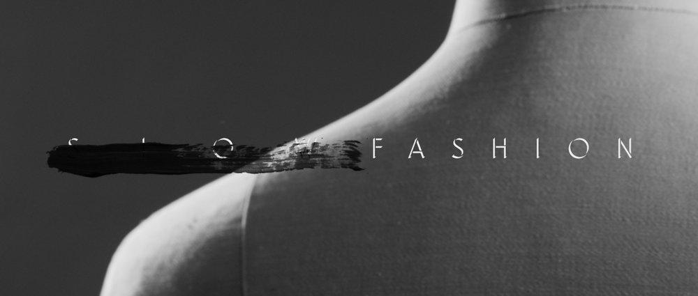 'Slow Fashion'