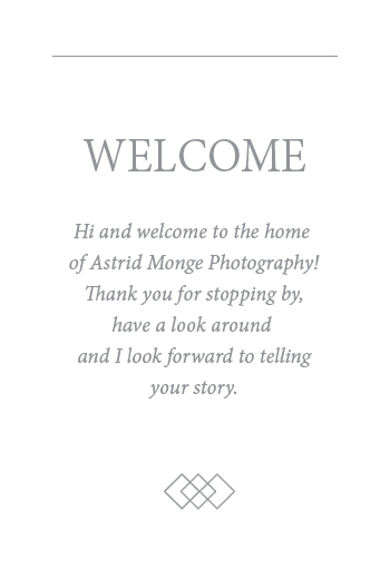 Welcome to Astrid Monge Photography. Toronto wedding photographer