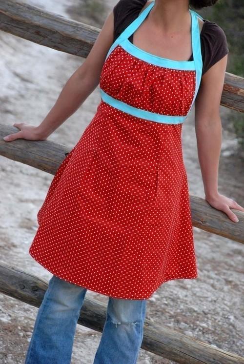 Emmeline Apron PDF Sewing Pattern Sew Liberated Awesome Apron Pattern
