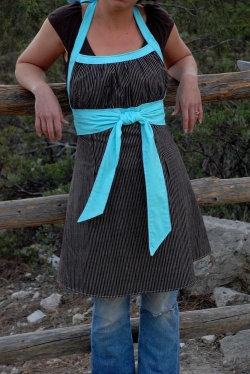 Emmeline Apron PDF Sewing Pattern — Sew Liberated