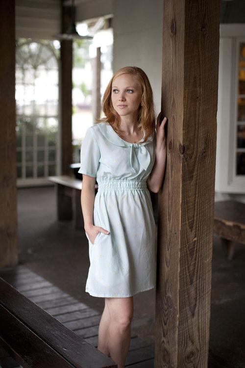 Brynna Dress Digital PDF Sewing Pattern — Sew Liberated