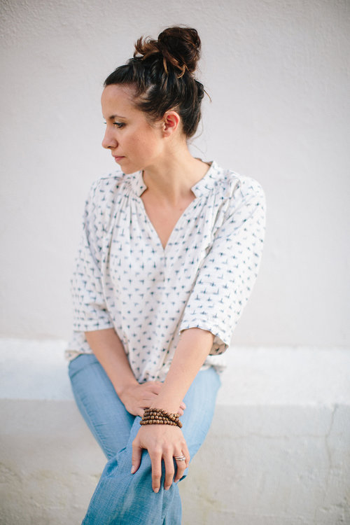 The Matcha Top PDF Sewing Pattern — Sew Liberated