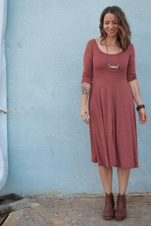 Stasia Dress And Tee PDF Sewing Pattern Sew Liberated Impressive Dress Sewing Patterns