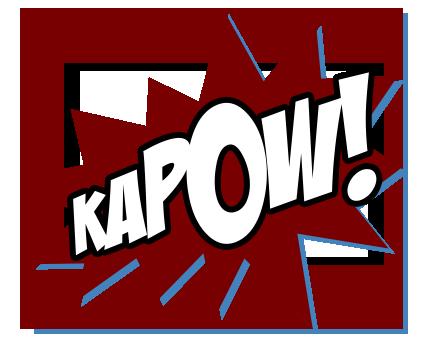 Kapow - 1356A Queen Street East,Toronto Ontario,M4L 1C6