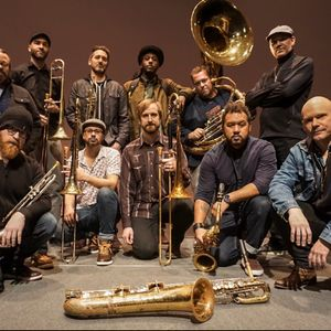 July 19 Low Down Brass Band