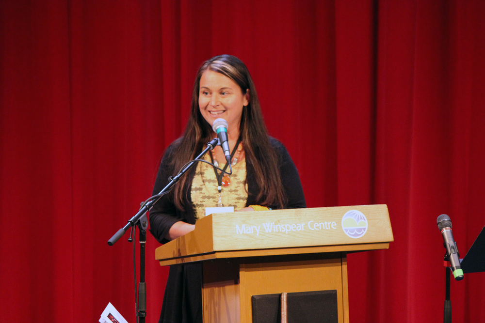 Charlene SanJenko, PowHERhouse
