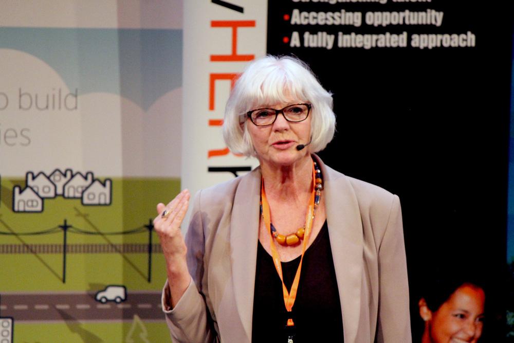 Dana Caple, Community Enterprise