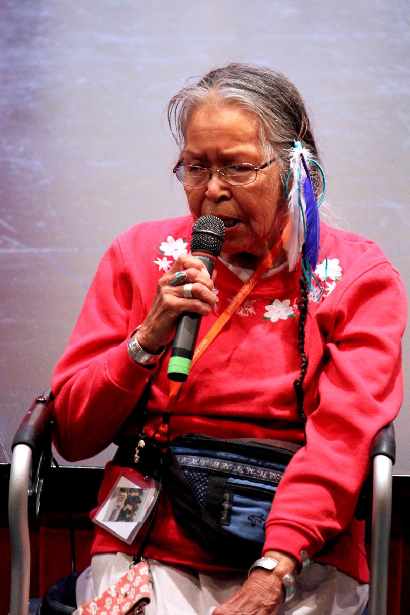 Elder Mary Jack