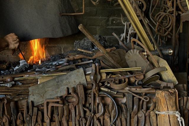 Tools of the Blacksmith