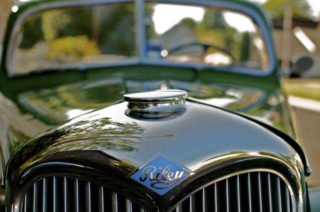 The 1950 Riley