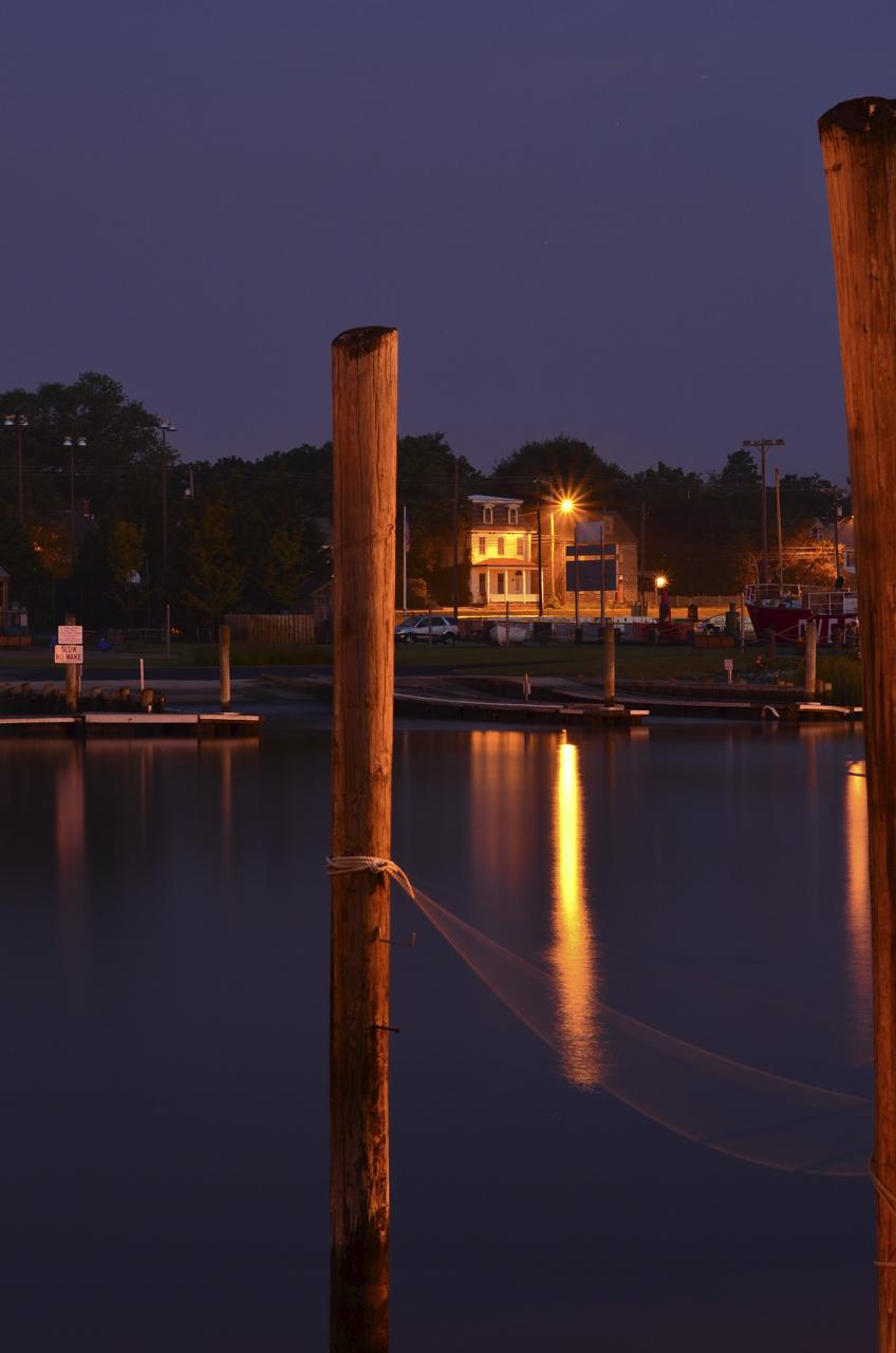 Old Boat Docks