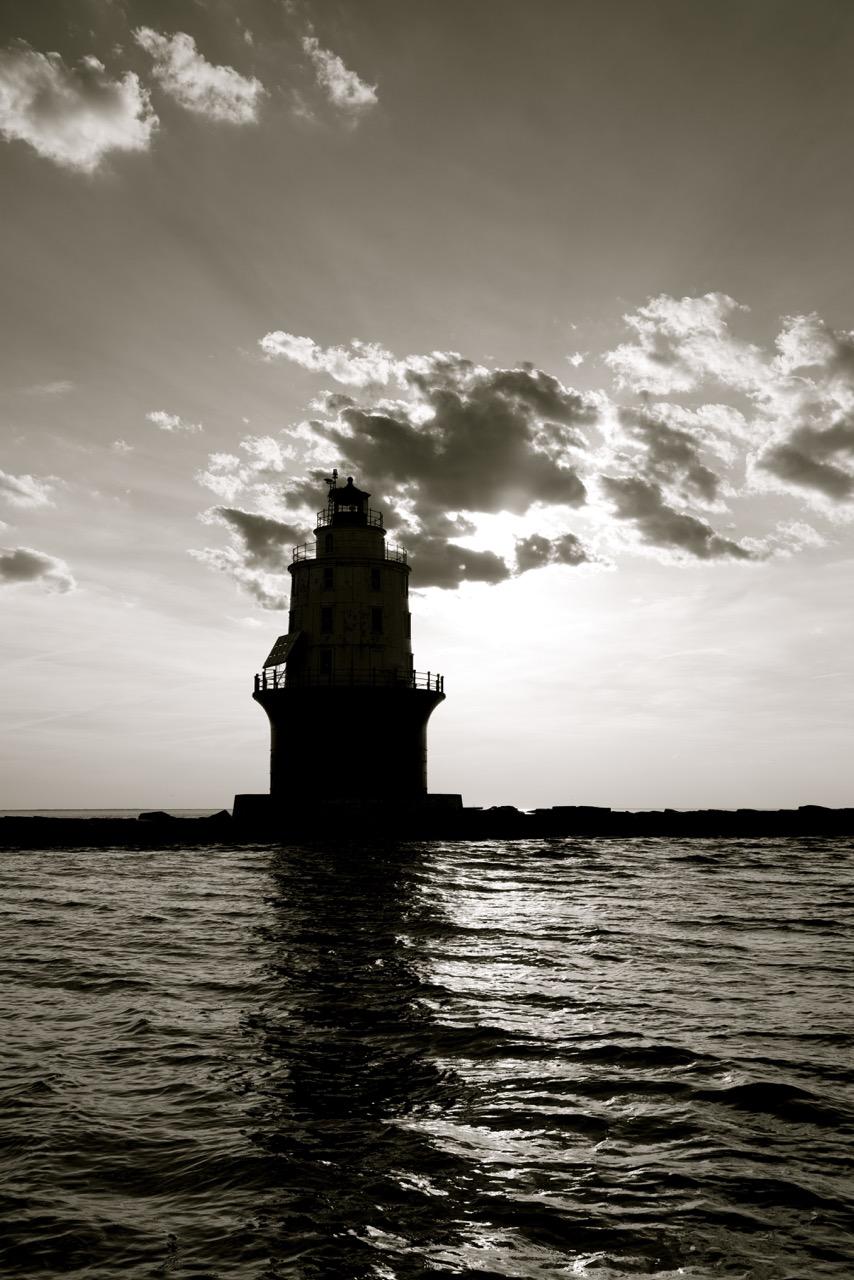 Harbor of Refuge Light