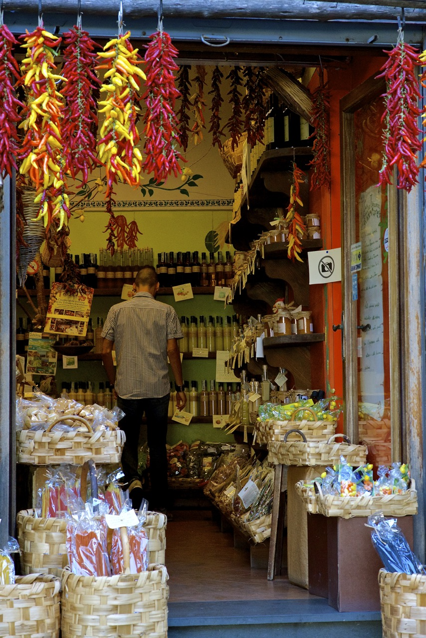 The Olive Oil Shop