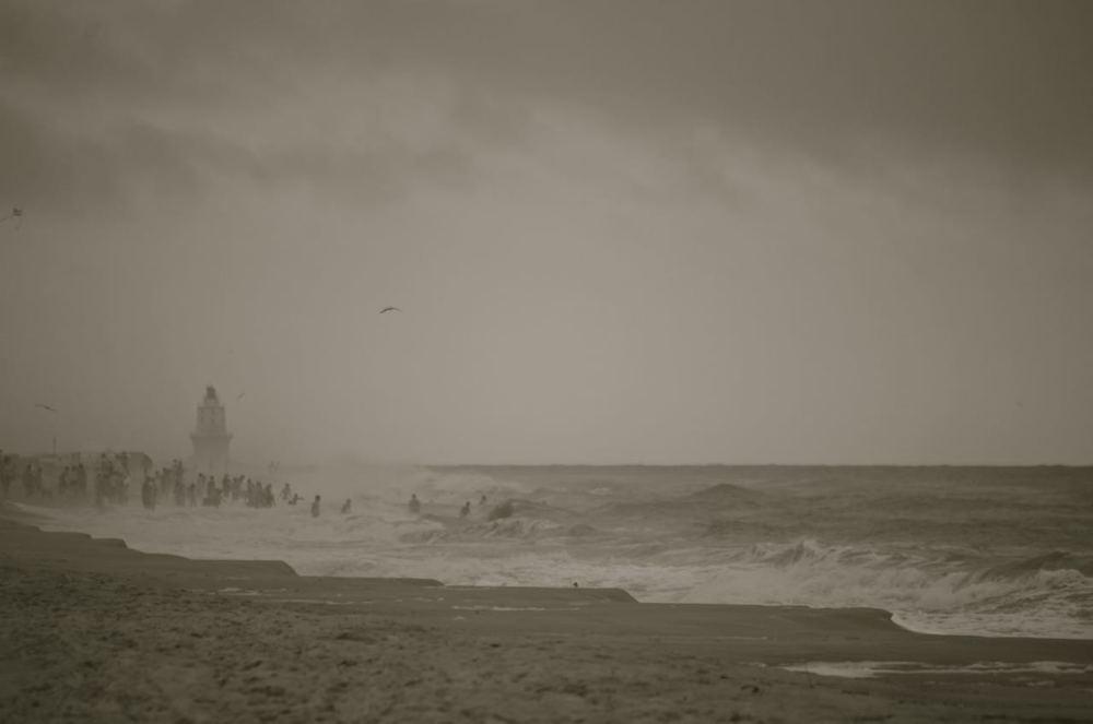 The Swimming Beach