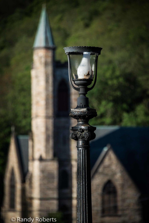 The Old Lightpost
