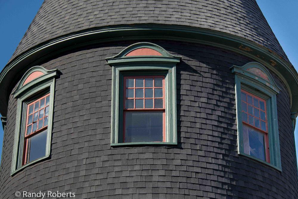 Turret Window