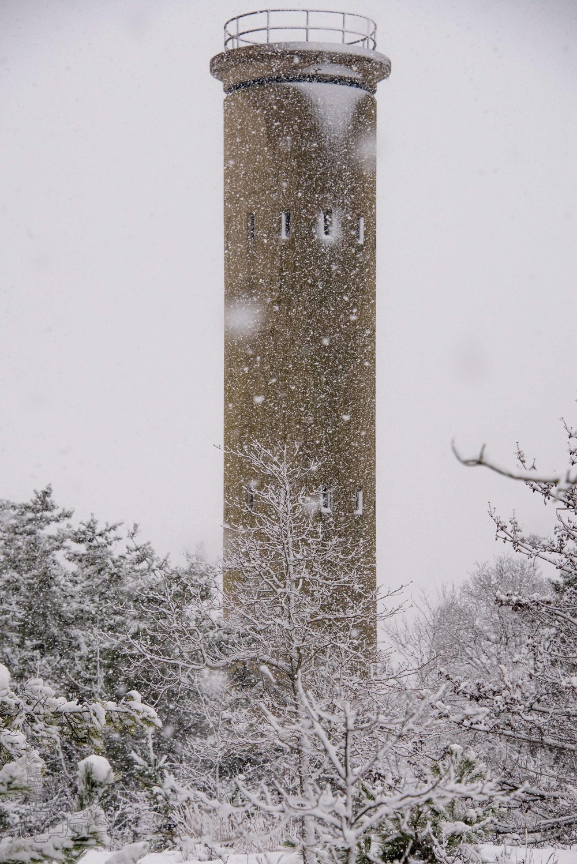 Cape in the Snow