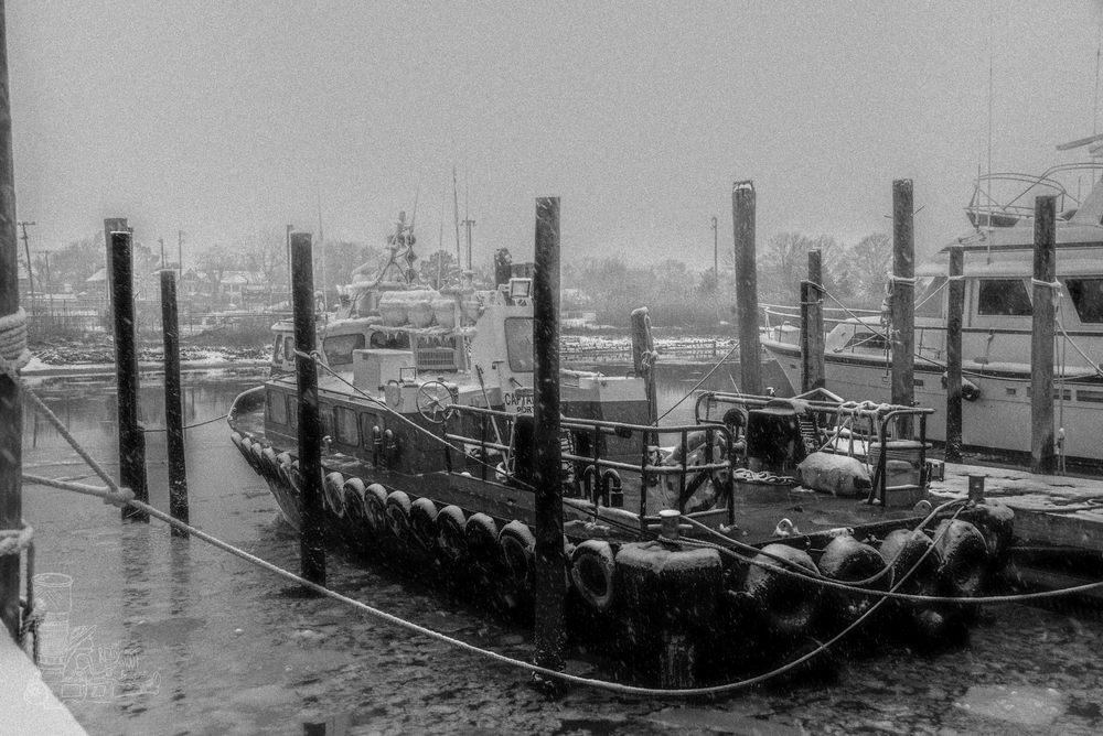 Winter Workboat