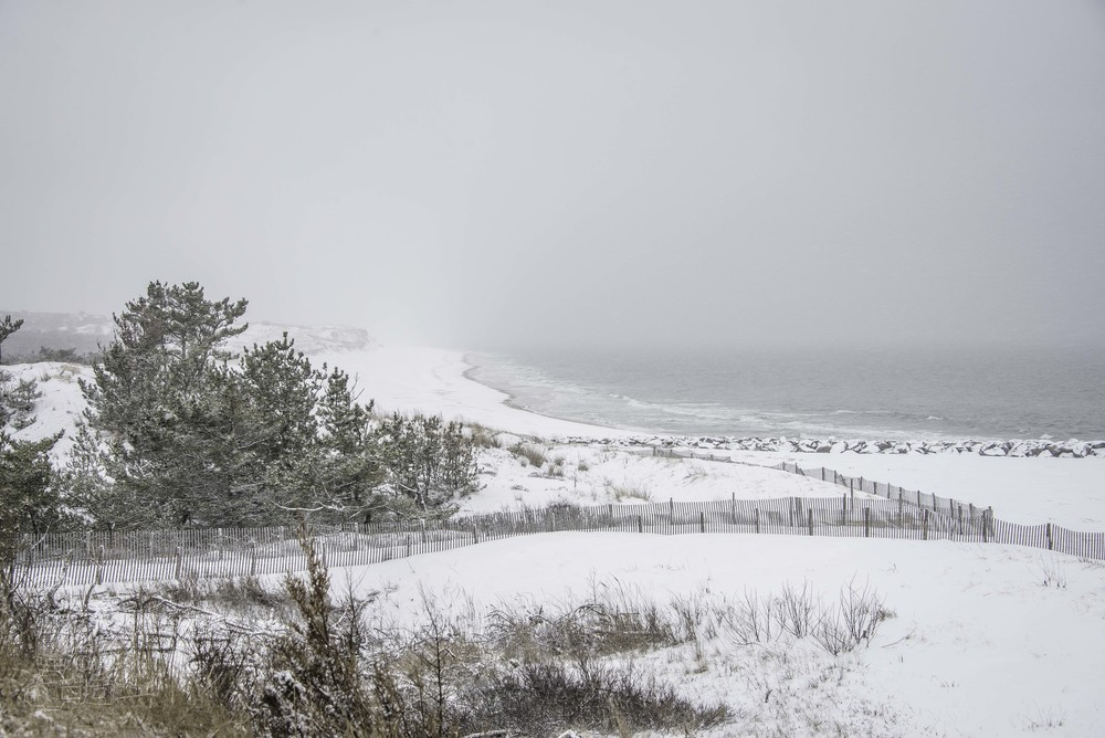 Winter at Herring Point