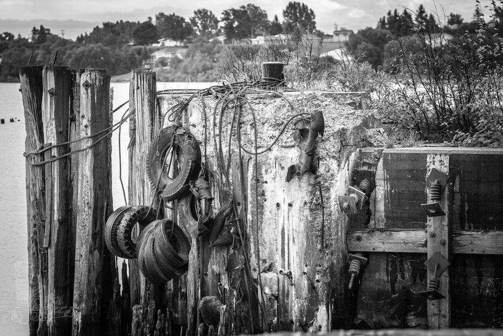 Old Docks of Munising