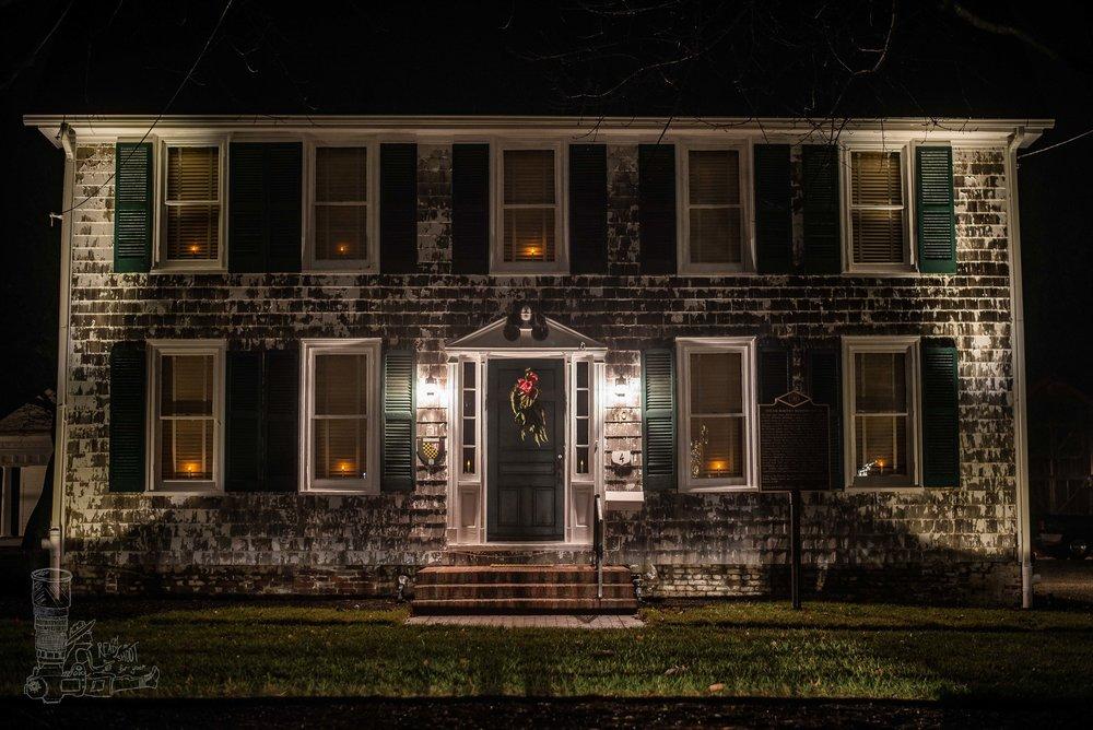 THe Burton House