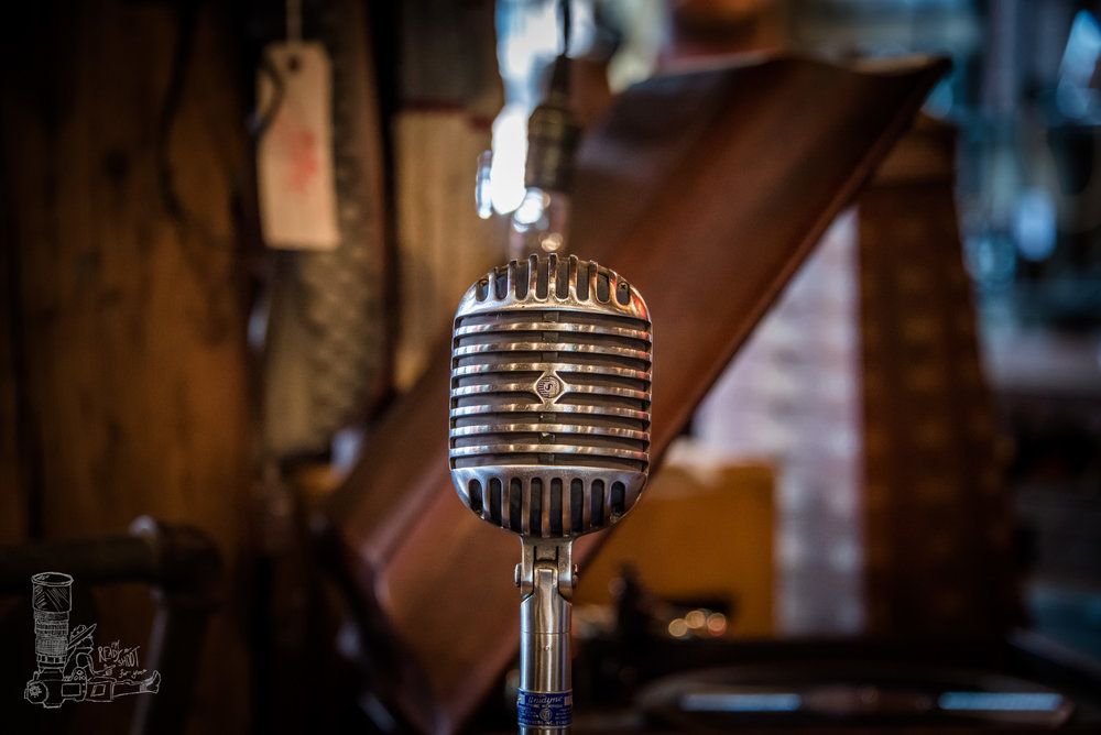 Old Mic of American Pickers
