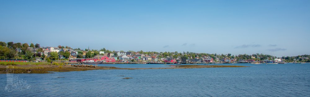 The Color of Lunenburg