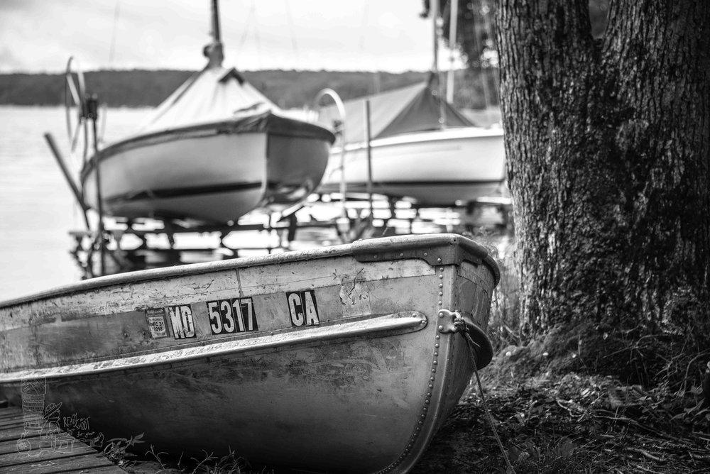 Row Boat of Deep Creek