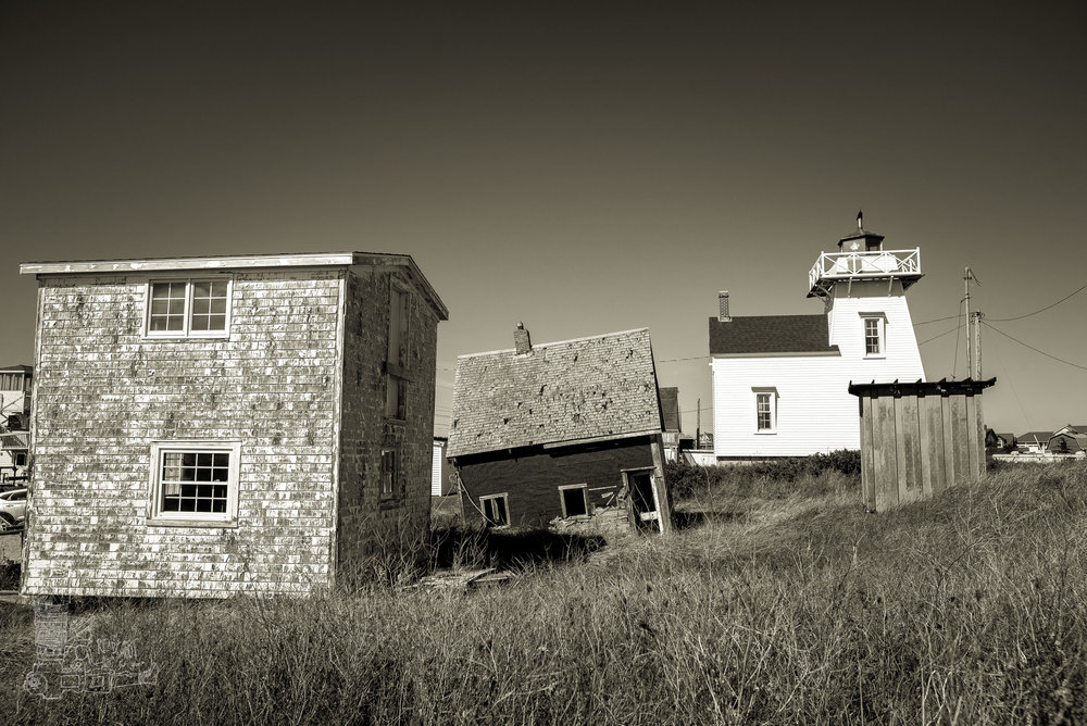 Crooked Structures of North Rustico