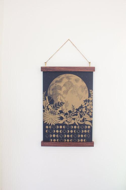 Magnetic Wood Poster Frames — Meisch Made