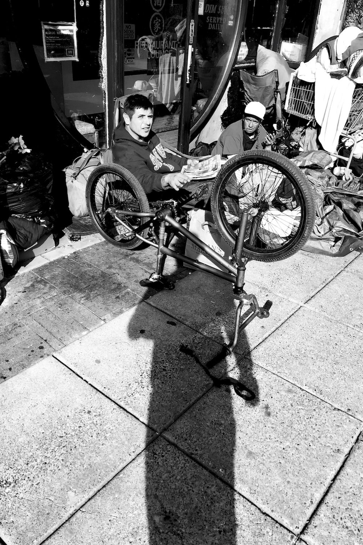 bike hustler
