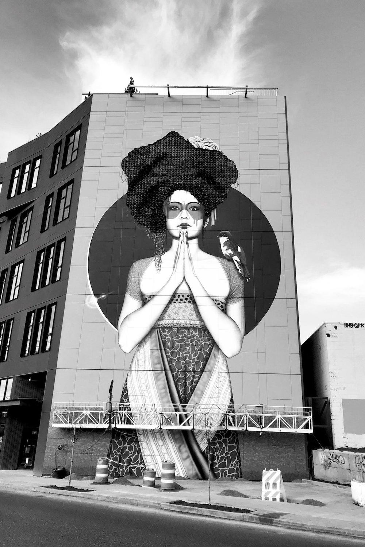 portland mural art