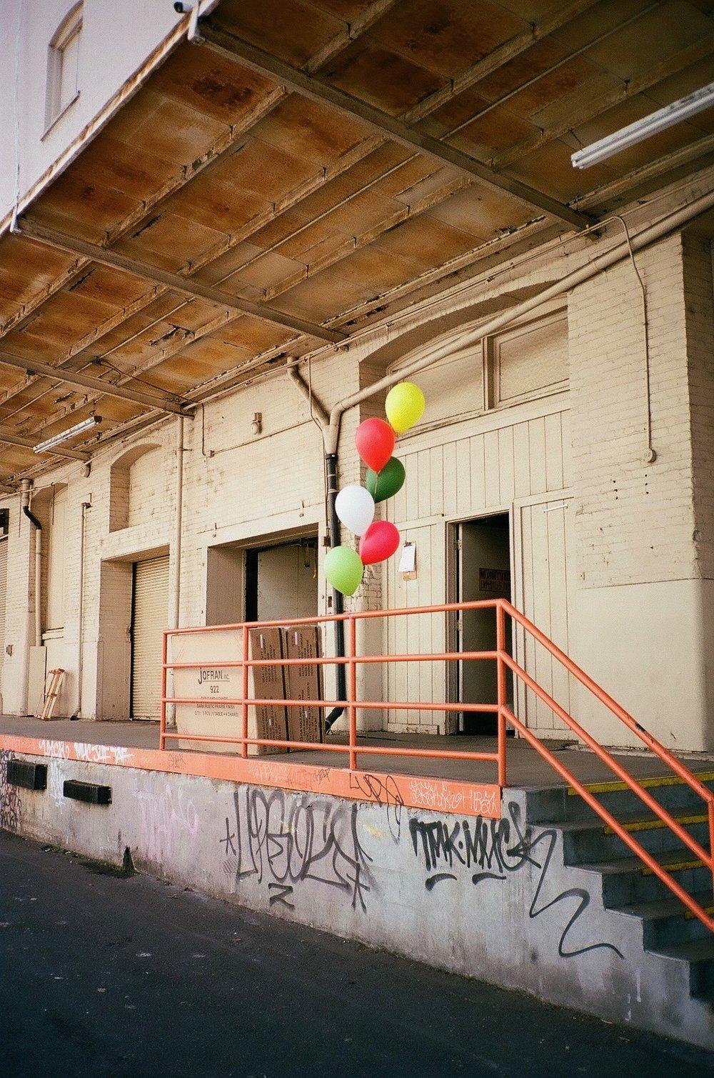 portland balloons
