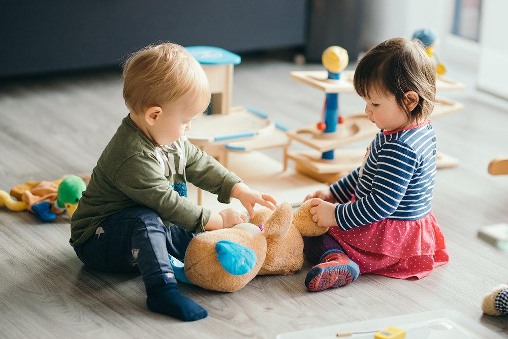 Our Toddler Program