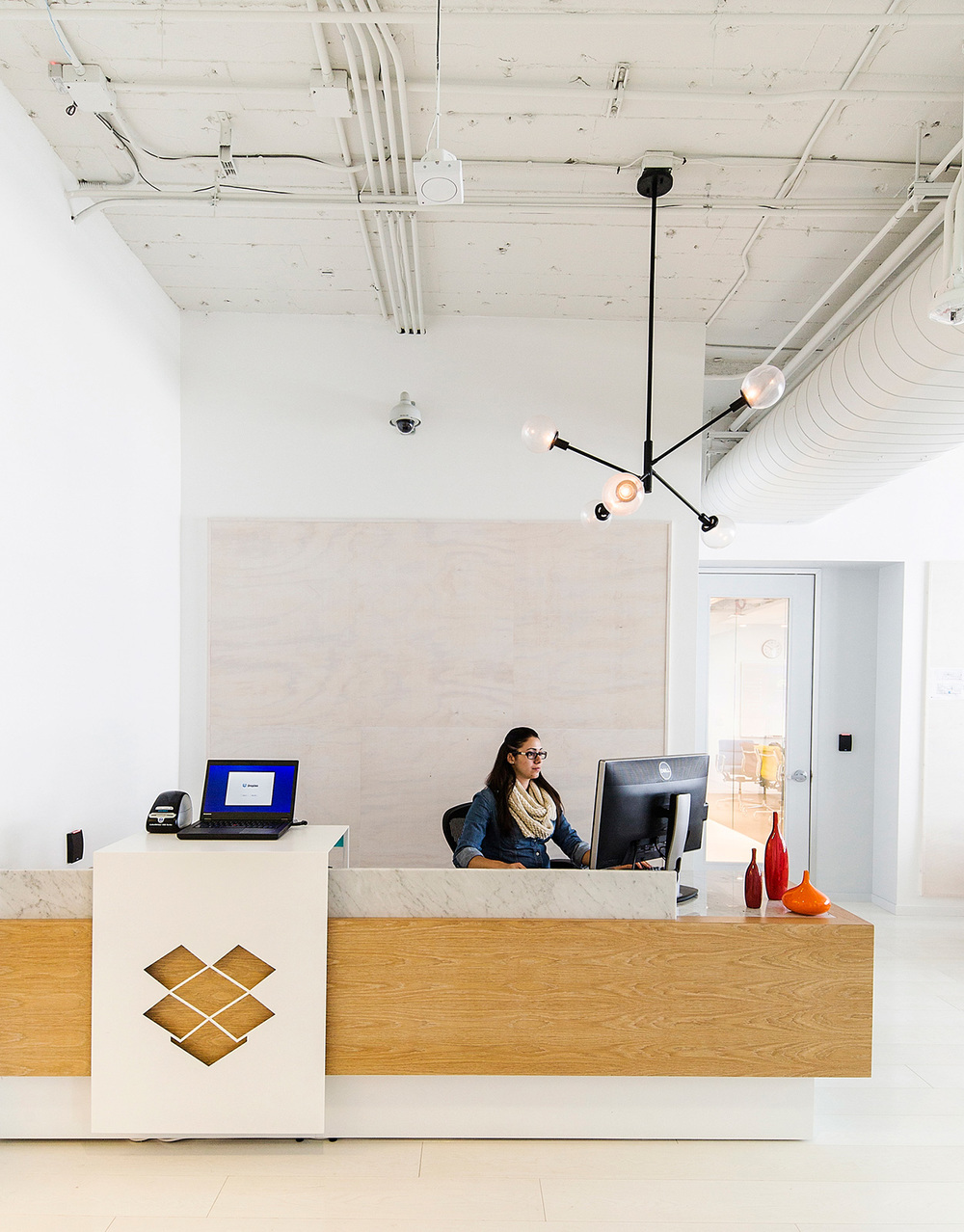Because Choice Will Always Be A Central Theme To Everything Dropbox Does,  We Developed Furniture Solutions That Give Workers The Autonomy To  Customize And ...