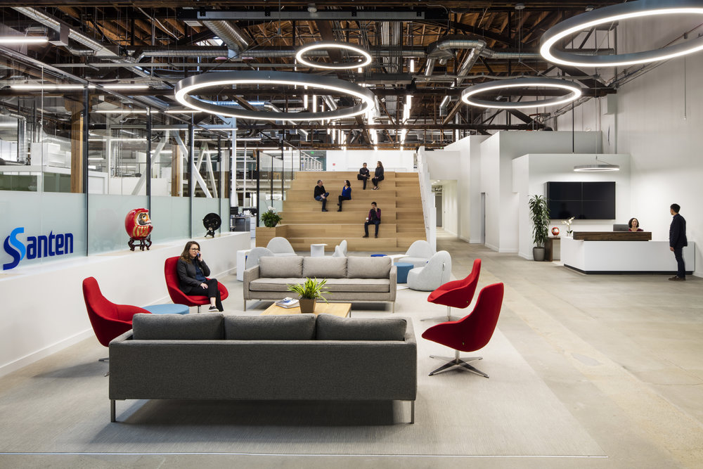 Exceptionnel Their New Headquarters, Located In Emeryville, CA, Boasts 34,000 Square  Feet Of Open Office Space.