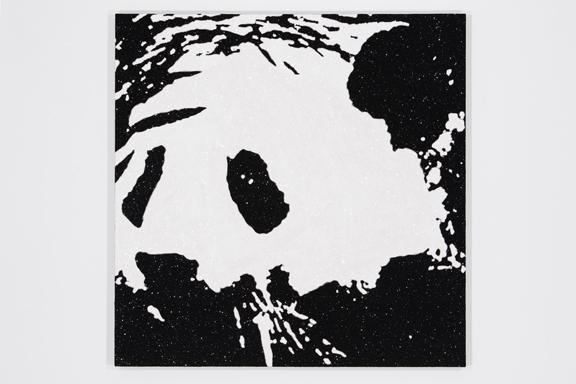 Panda Face (Shy)